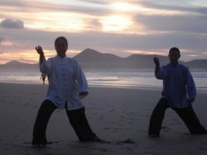 El Tai Chi Chuan Más Practicado es Realmente Una Forma de Chi Kung