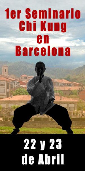Seminario Presencial de Chi Kung en Barcelona