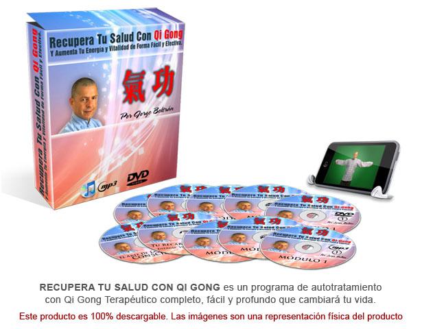 Recupera Tu Salud Con Qi Gong