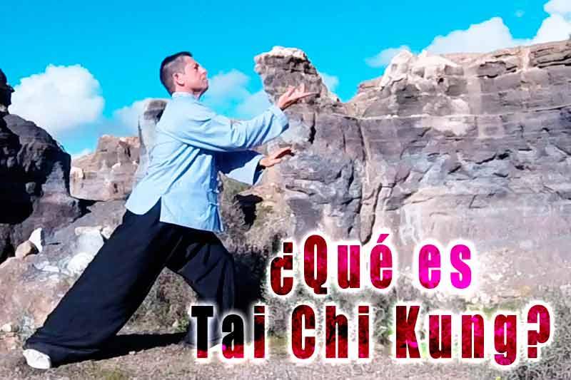 ¿Qué es Tai Chi Kung?