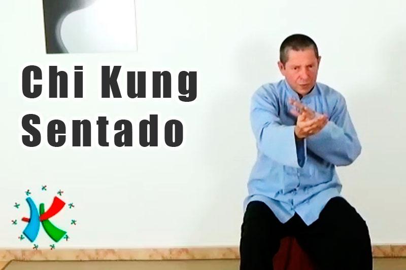Chi Kung Sentado